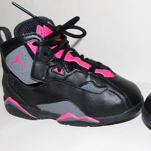 online retailer 6d69c b81cb Jordan Other - Girls Jordans size 8 c Like New